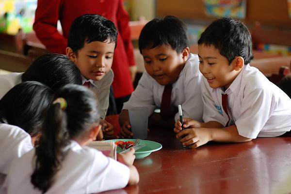 Soal dan materi sekolah dasar