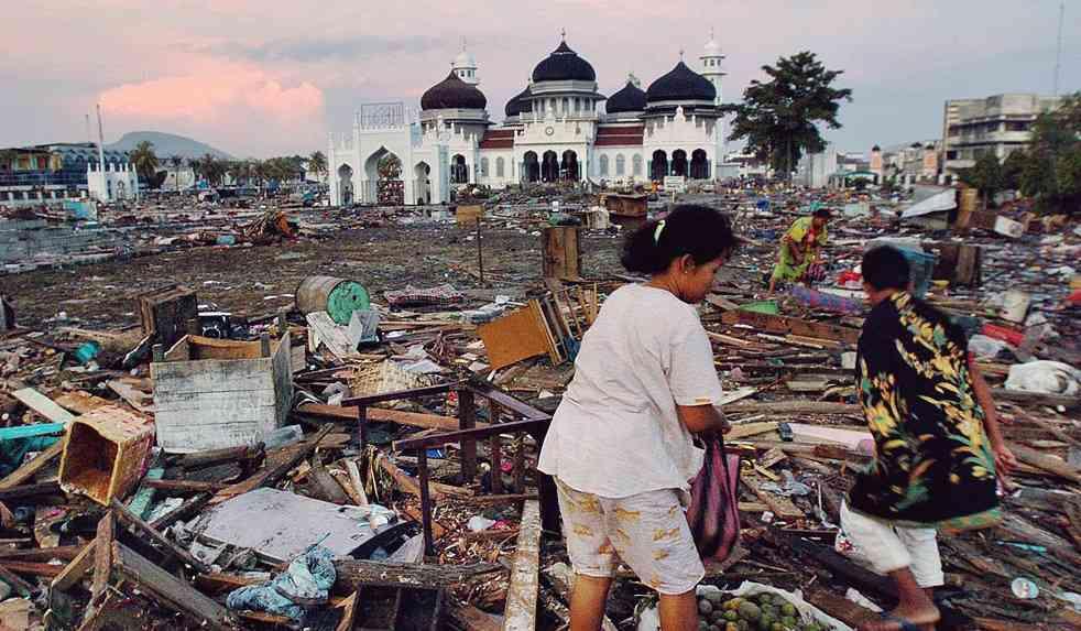 Cerita Sejarah Tsunami Aceh
