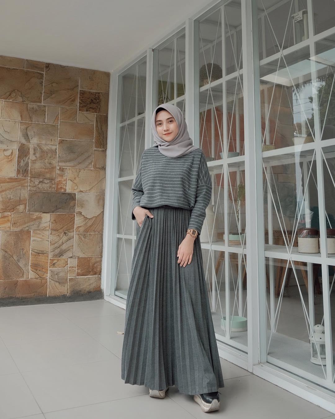 Desain Model Baju Lebaran 2019