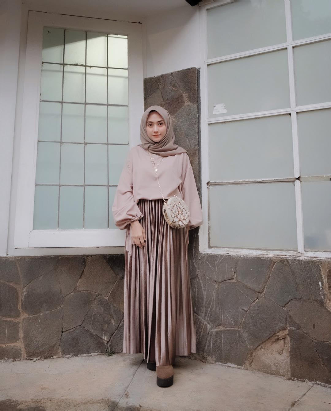 Model Baju Lebaran 2019 Modern Muslim