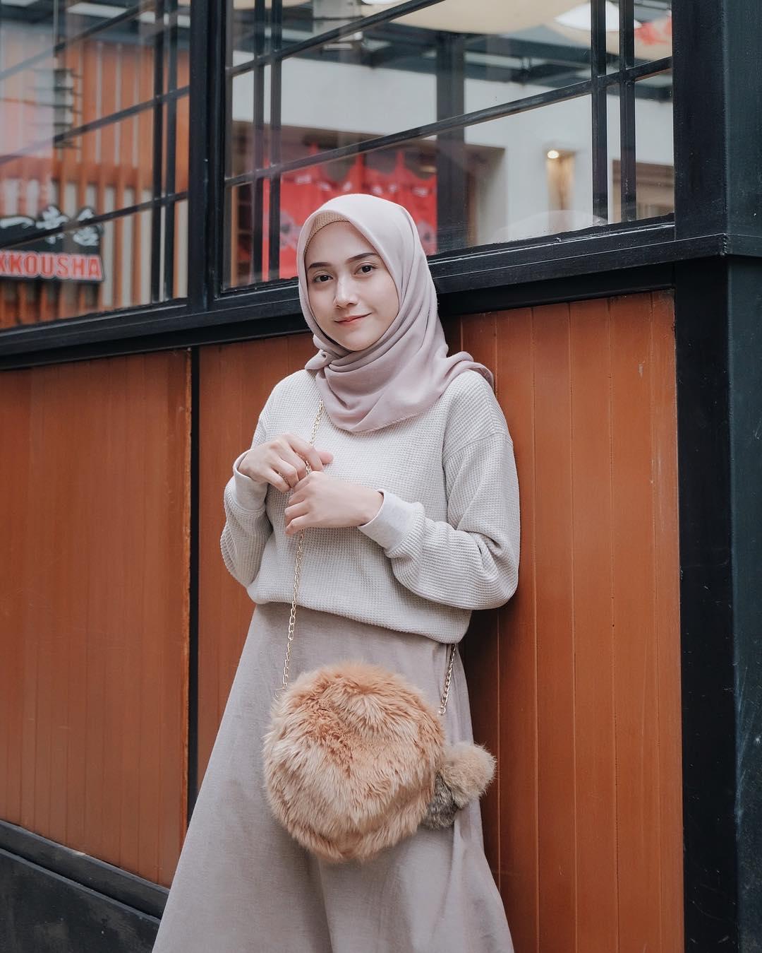 Model Baju Lebaran 2019 selebgram