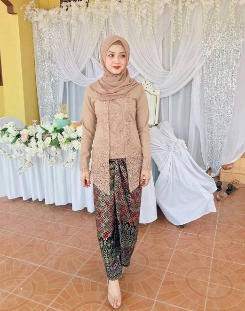 Model Kebaya Hijab Terbaru
