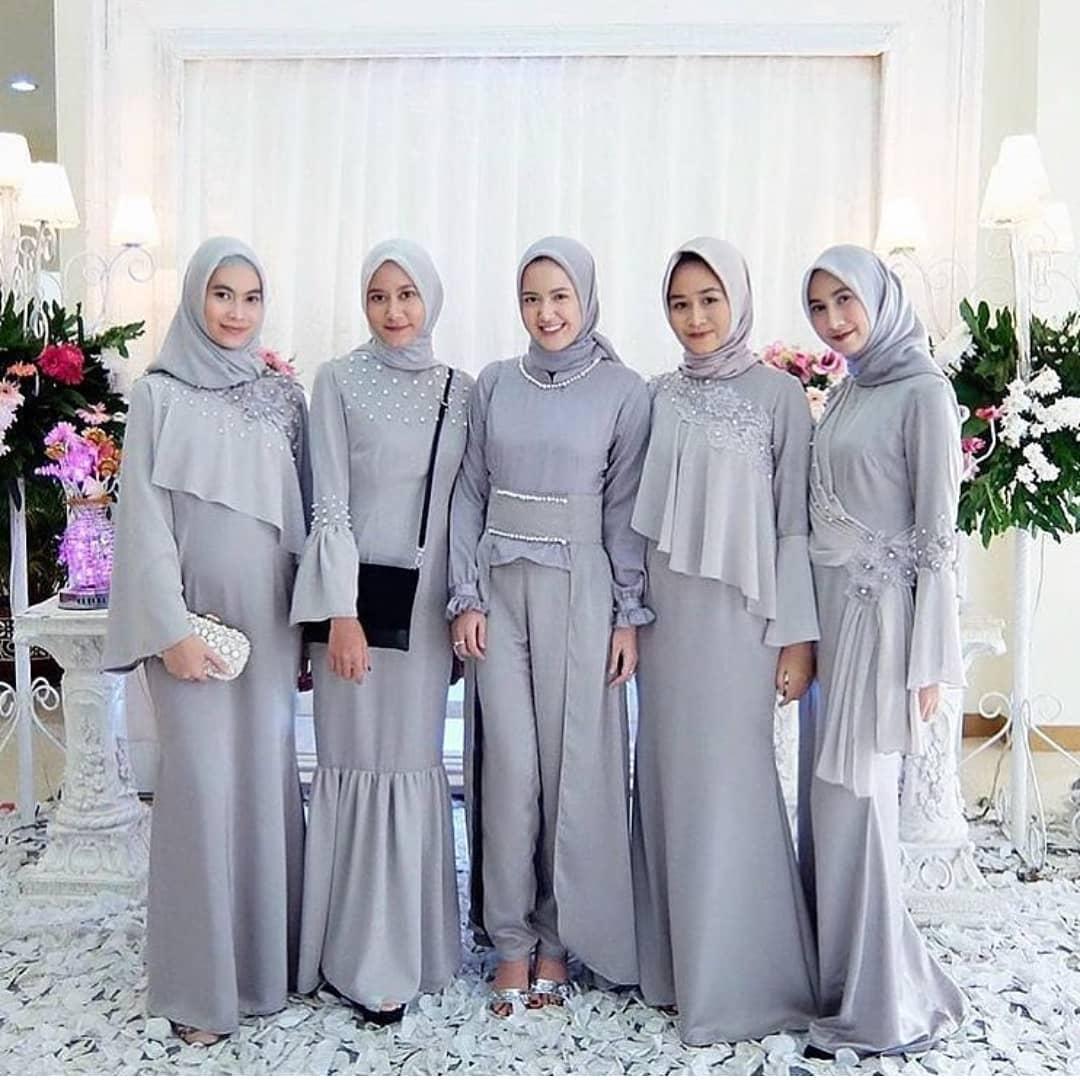 Model kebaya modern hijab remaja