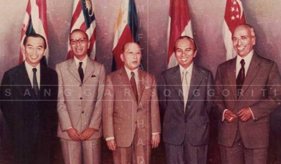 Negara dan Tokoh Pendiri ASEAN