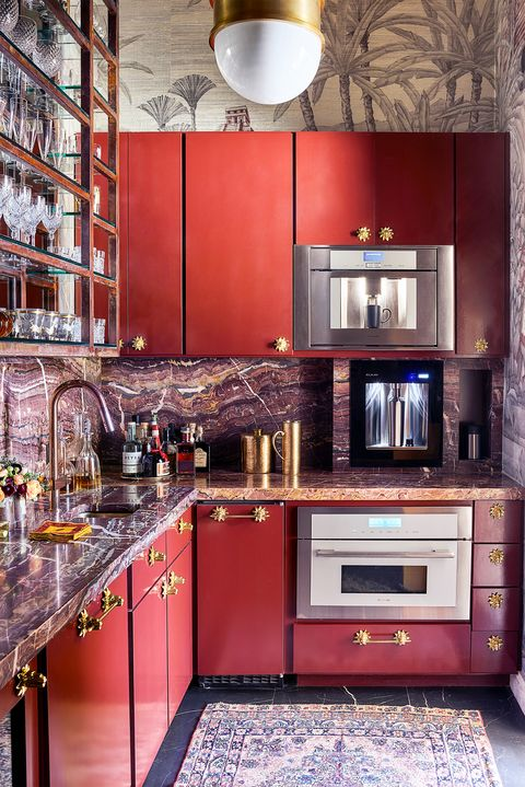 Armadio da cucina piano