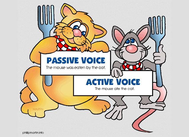 Contoh Soal Passive Voice pilihan ganda