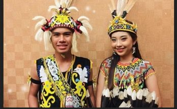 Pakaian Adat Kalimantan Barat